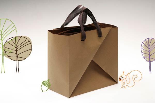 4 điều cần chú ý khi thiết kế túi giấy